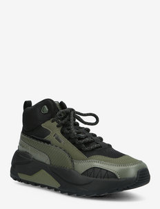 X-Ray 2 Square Mid WTR - høy ankel - forest night-forest night-puma black