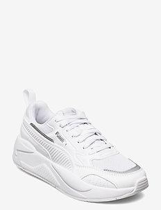 X-Ray 2 Square - lave sneakers - puma white-puma white-gray violet