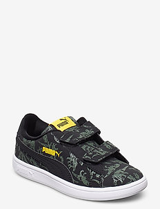 Puma Smash v2 Archeo V PS - przed kostkę - puma black-thyme