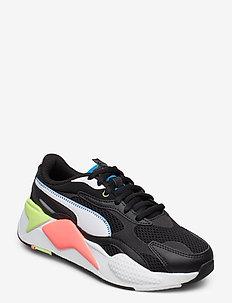 RS-X Millenium - tenis - puma black-puma white