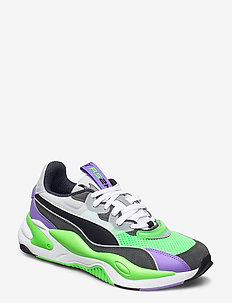 RS-2K Internet Exploring - låga sneakers - dark shadow-fluo green