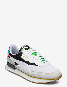 Future Rider Unity - låga sneakers - puma white-puma black