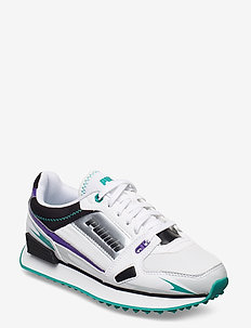 Mile Rider Sunny Gataway Wn's - low top sneakers - puma white-gray violet