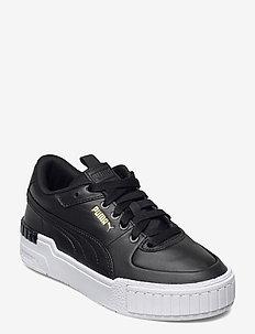 Cali Sport Wn's - lave sneakers - puma black-puma white