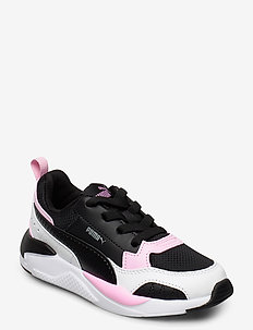 X-Ray 2 Square AC PS - sneakers - puma black-puma black-pale pink-pum