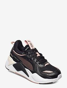 RS-X Mono Metal Wn's - låga sneakers - puma black-rose gold
