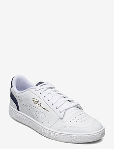 Ralph Sampson Lo ?Perf Colorblock - tenis - puma white-peacoat