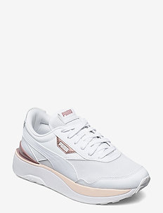 Cruise Rider Wn's - sneakers - puma white-cloud pink