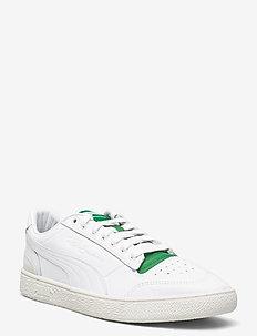 Ralph Sampson Lo R. Dassler Legacy COL - baskets basses - puma white-amazon green-vaporous gr