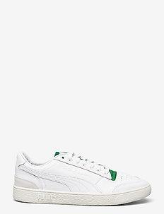 Ralph Sampson Lo R. Dassler Legacy COL - laag sneakers - puma white-amazon green-vaporous gr