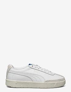 Oslo-City R. Dassler Legacy COL - laag sneakers - puma white-peacoat-vaporous gray