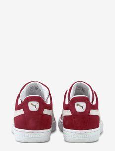 Suede Classic XXI - låga sneakers - cabernet-puma white