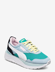 Cruise Rider Silk Road Wn's - lage sneakers - viridian green-aquamarine