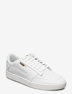 Ralph Sampson MC Clean White - baskets basses - puma white-puma white-puma white