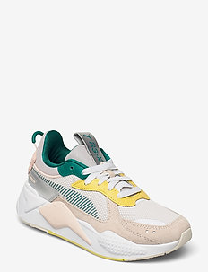 RS-X OQ Wn's - chunky sneakers - eggnog-parasailing