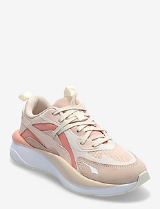 RS-Curve Tones Wn's - chunky sneakers - cloud pink-apricot blush-marshmallow