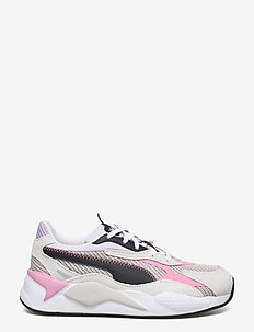RS-X Twill AirMesh PS - low-top sneakers - gray violet-puma white