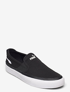 Bari Z SlipOn - slip-on schoenen - puma black-puma white