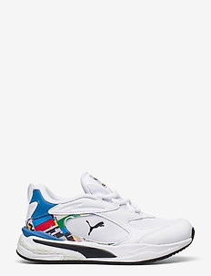 RS-Fast INTL Game PS - low-top sneakers - puma white-empire yellow