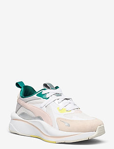 RS-Curve OQ Wn's - chunky sneakers - eggnog-cloud pink-parasailing
