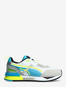 Mirage Tech - laag sneakers - gray violet-puma white