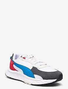 Wild Rider Rollin' - lave sneakers - ebony-puma white