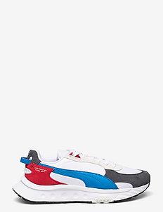 Wild Rider Rollin' - låga sneakers - ebony-puma white