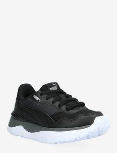 Puma R78 Voyage PS - low-top sneakers - puma black-puma black-puma silver