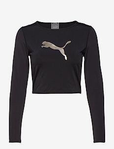 Luxe Crop - puma black