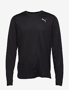 Ignite L/S Tee - PUMA BLACK
