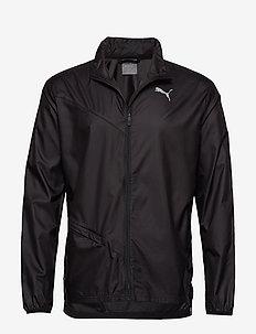 Ignite Blocked Jacket - PUMA BLACK-PUMA BLACK