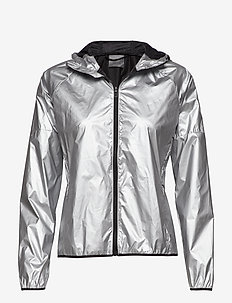 Last Lap Metallic Jacket - PUMA SILVER-METALLIC