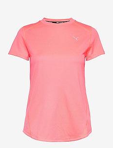 Ignite SS Tee - t-skjorter - ignite pink