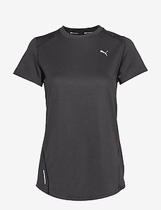 Ignite SS Tee - t-shirts - puma black