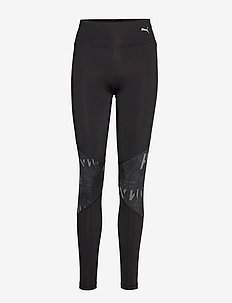Graphic Full Tight - PUMA BLACK-PUMA BLACK
