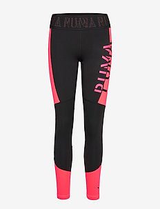 Logo 7/8 Tight - PUMA BLACK-PINK ALERT