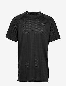 PUMA SS Tech Tee - sports tops - puma black