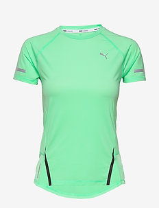 Runner ID Tee - t-shirts - green glimmer