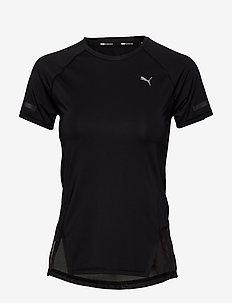 Runner ID Tee - t-shirty - puma black