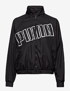 Feel It Windbreaker - sports jackets - puma black
