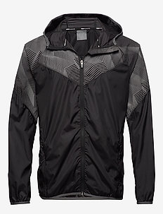 Last Lap Graphic Jacket - sports jackets - puma black