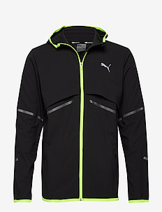 Runner ID Jacket - training jackets - puma black