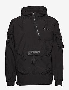 First Mile Utility Jacket - PUMA BLACK
