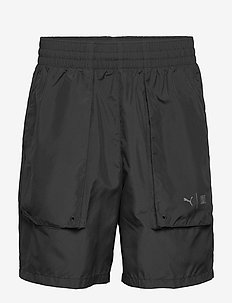 First Mile Woven Short - treningsshorts - puma black