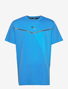 Train Thermo R+ BND Short Sleeve Tee - t-shirts - nrgy blue