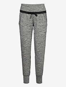 Studio Yogini Luxe Pant - treningsbukser - dark gray heather