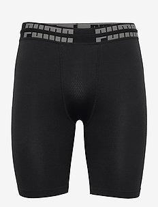 PUMA SEAMLESS BODYWEAR SHORT TIGHT - träningsshorts - puma black