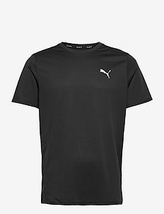 RUN FAVORITE SS TEE M - sportstopper - puma black