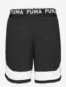 """TRAIN VENT KNIT 7"""" SHORT - chaussures de course - puma black-puma white"""
