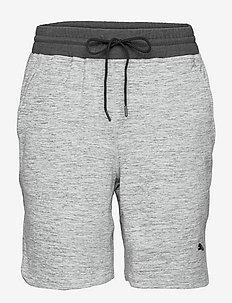"TRAIN CLOUDSPUN 8"" SHORT - casual shorts - medium gray heather"